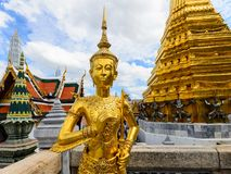 Uroczysty pałac i świątynia obrazy royalty free