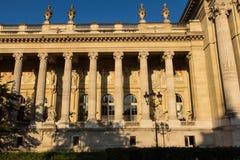 Uroczysty pałac, Paryż, Francja Obrazy Royalty Free
