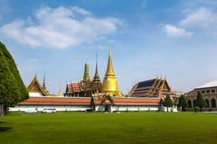 Uroczysty pałac Zdjęcia Royalty Free