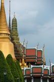 Uroczysty pałac Bangkok Zdjęcia Royalty Free