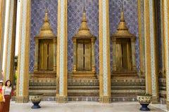 Uroczysty pałac Tajlandia Zdjęcia Stock