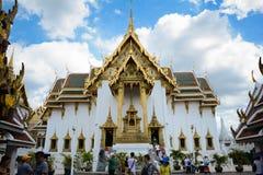 Uroczysty pałac Tajlandia Fotografia Royalty Free