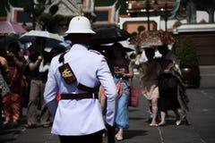 Uroczysty pałac Tajlandia Zdjęcie Stock