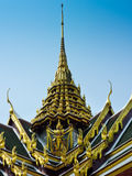 uroczysty pałac Thailand Obrazy Royalty Free