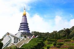 uroczysty pagodowy Thailand Obraz Royalty Free