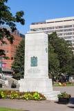 Uroczysty parady Cenotaph Obraz Royalty Free
