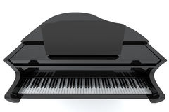 uroczysty pianino royalty ilustracja