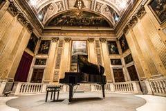 Uroczysty pianino Zdjęcia Royalty Free