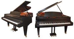 Uroczysty pianino fotografia stock
