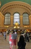 Uroczysty Środkowy Terminal, Nowy Jork Obraz Stock