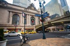 Uroczysty Środkowy Terminal NYC Obrazy Stock