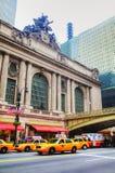 Uroczysty Środkowy Terminal w Nowy Jork Fotografia Royalty Free