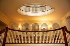 uroczysty schody Obraz Royalty Free