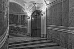 Uroczysty schody Zdjęcie Royalty Free