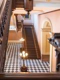 Uroczysty schody, Kalifornia stanu Capitol Zdjęcie Stock