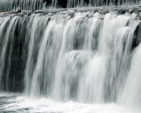 Uroczysty spadek wody spadek, Joplin, Missouri Obraz Stock