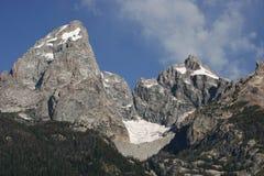 Uroczysty Tetons park narodowy, Wyoming Obraz Royalty Free