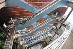 uroczysty windy teatr narodowy Fotografia Royalty Free