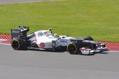 uroczystych f1 2012 kanadyjskich prix Perez Sergio Zdjęcia Stock