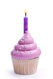 urodzinowa babeczka Obrazy Stock