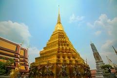 urodzinowa Buddha nakhon parka pathom prowincja s Thailand Zdjęcia Stock