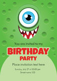 urodzinowej karty prezenta królik Fotografia Royalty Free