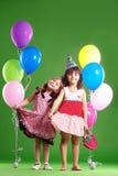 urodzinowi dzieci zdjęcie stock