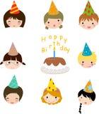 urodzinowy świętowanie Zdjęcie Royalty Free