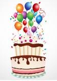 Urodzinowy świętowanie Zdjęcia Royalty Free