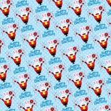 Urodzinowy tło z królikiem Ilustracji