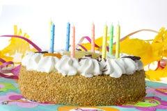 urodzinowy tort Obrazy Stock