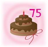 urodziny royalty ilustracja