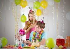 urodziny zdjęcie royalty free