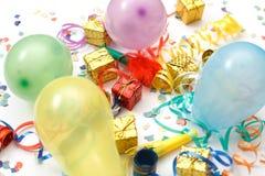 urodziny Fotografia Stock