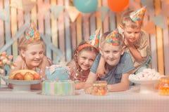 Urodziny Fotografia Royalty Free