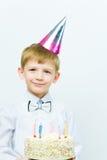 urodziny dziecka zdjęcia royalty free