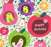 urodziny szczęśliwy Obraz Royalty Free