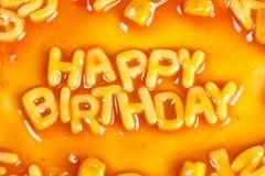 urodziny szczęśliwy Obrazy Stock
