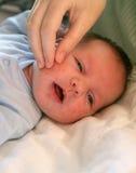 urodzony nowego dziecka Zdjęcia Stock