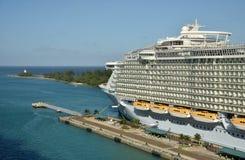 Urok on morza w Nassau Zdjęcia Royalty Free
