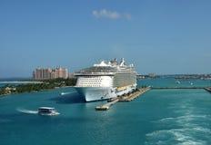 Urok morza w Nassau Fotografia Royalty Free