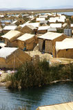 Uros islands Stock Photos