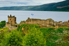 Urquhart Castle Stock Photos