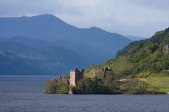 Urquhart Castle Stock Photography