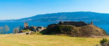 Free Urquhart Castle Stock Image - 34146631