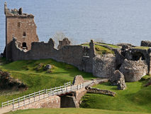 Urquhart Castle, Inverness Royalty Free Stock Image