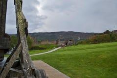 Urquhart castle Stock Image
