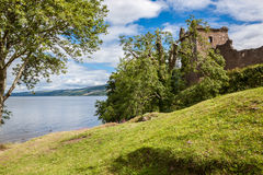 Urquhart Castle Stock Images