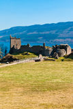 Urquhart castle Royalty Free Stock Photo