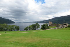 Urquhart Castle, Scotland Royalty Free Stock Images